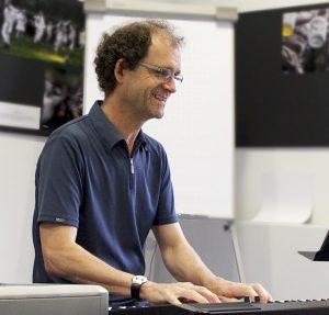 Klavier Songbegleitung