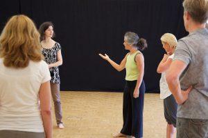 Tanz Stagepack Bühnentraining
